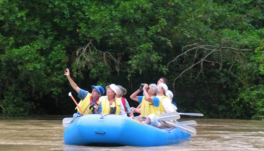 Safario Float Tour La Fortuna Arenal Volcano
