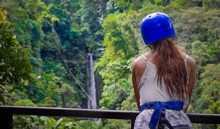 Horseback riding tour to La Fortuna Waterfall 5