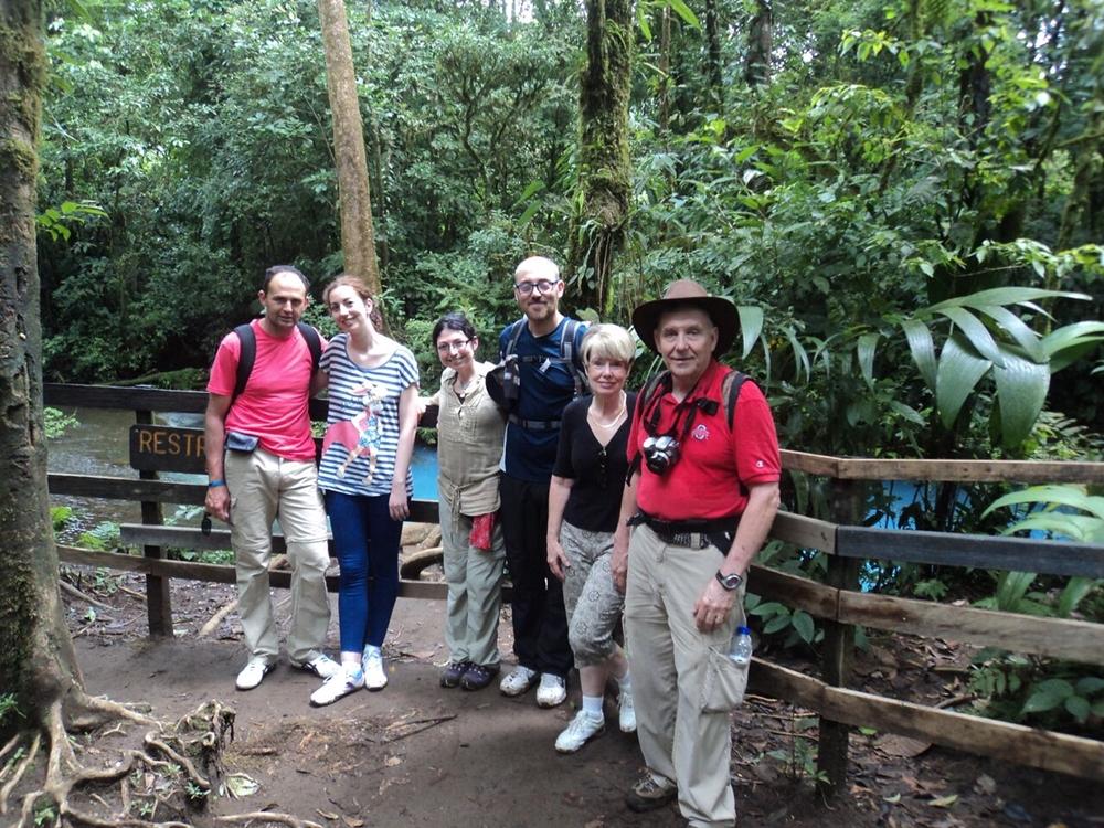 Rio Celeste Tour from La Fortuna Arenal Volcano